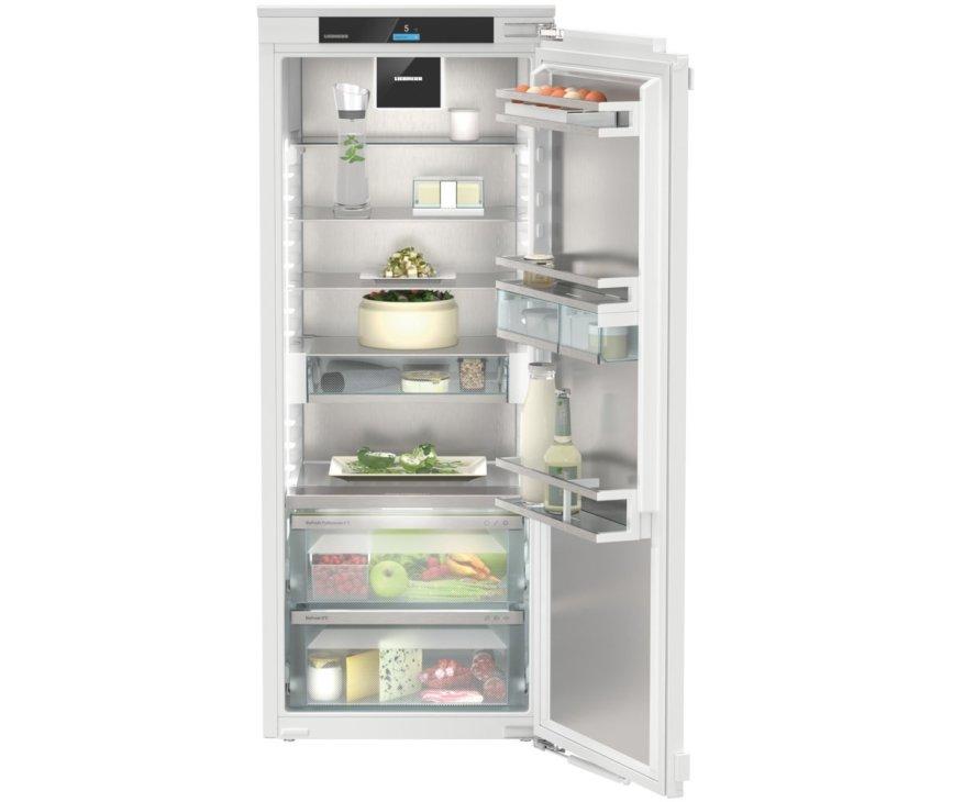 Liebherr IRBd4570-20 inbouw koelkast met BioFresh - nis 140 cm.