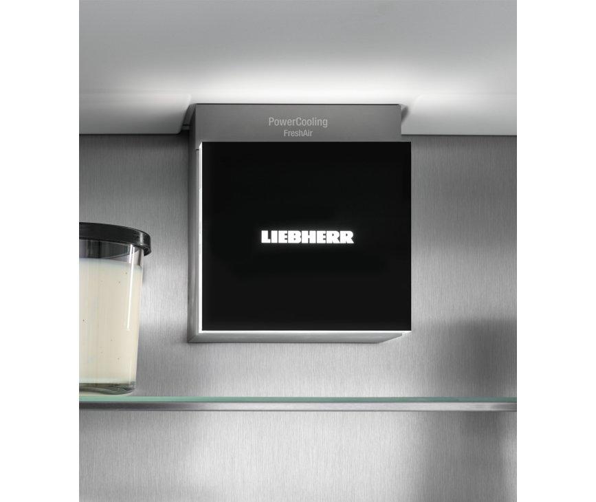 Liebherr IRBd4571-20 inbouw koelkast met BioFresh - nis 140 cm.