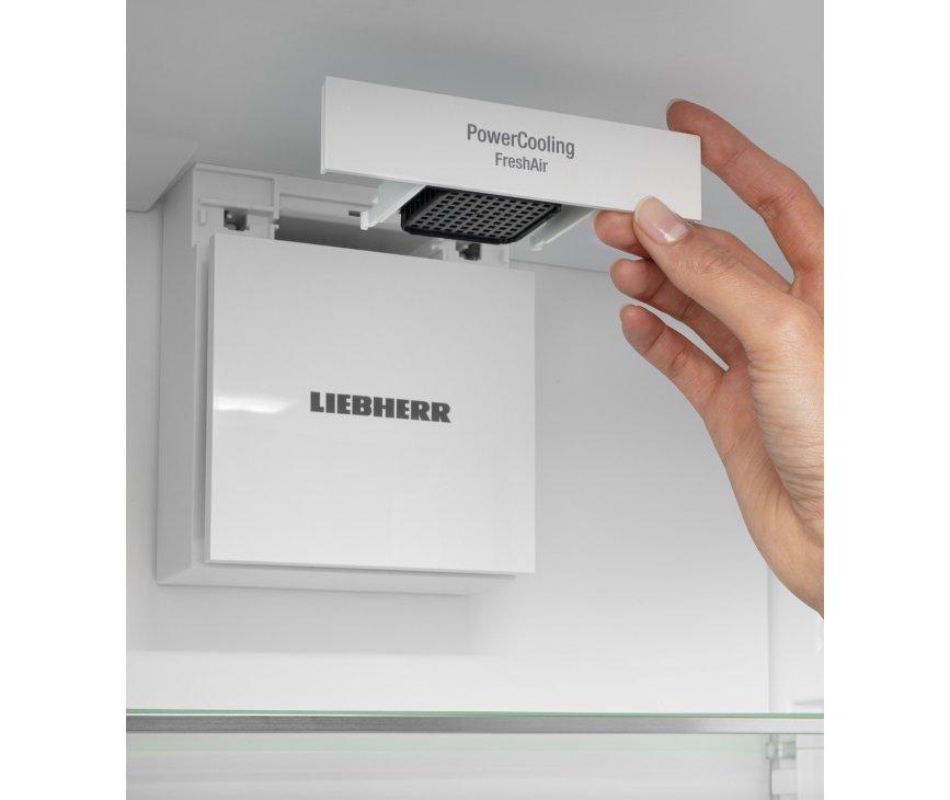 Liebherr IRBSe4120-20 inbouw koelkast - nis 122 cm.