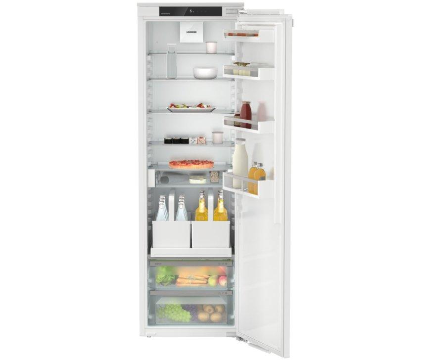 Liebherr IRDe5120-20 inbouw koelkast met flessenmand - nis 178 cm.