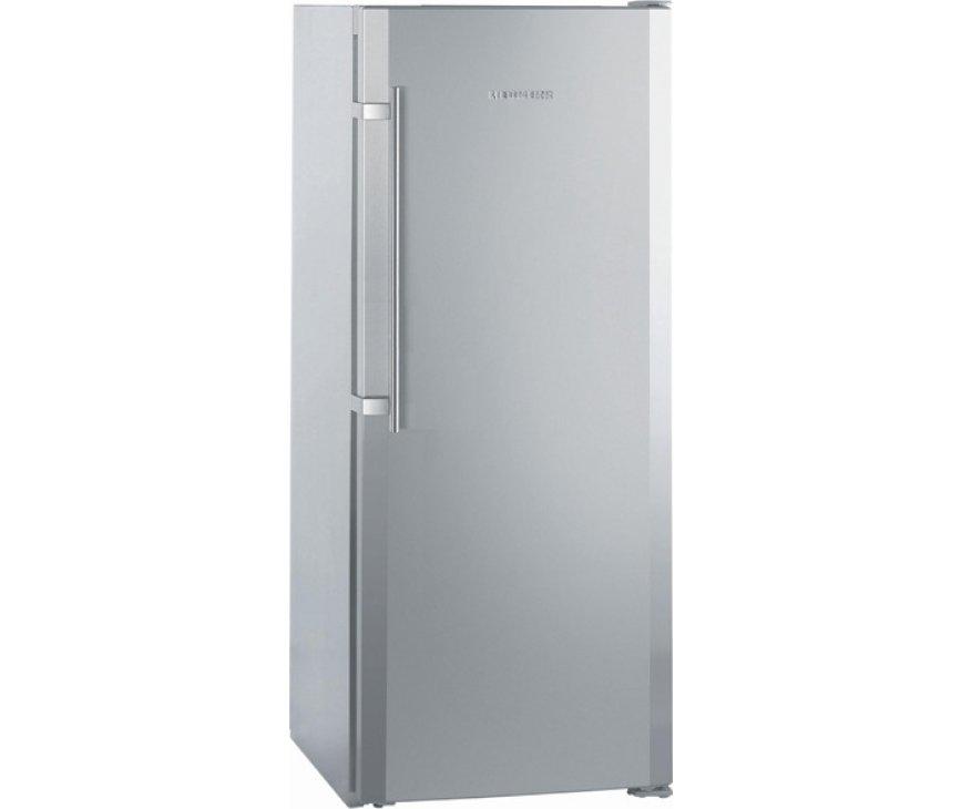 De Liebherr KBes3660 is een roestvrijstalen koelkast met BioFresh