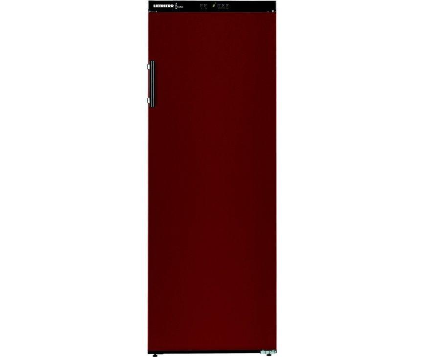 De Liebherr WKr4211 wijnkoelkast is voorzien van een digitaal temperatuurdisplay