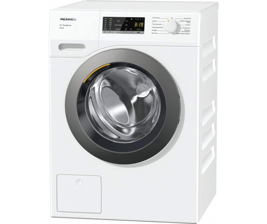 Miele WEA035WPS wasmachine - 1400 toeren, 7 kg.