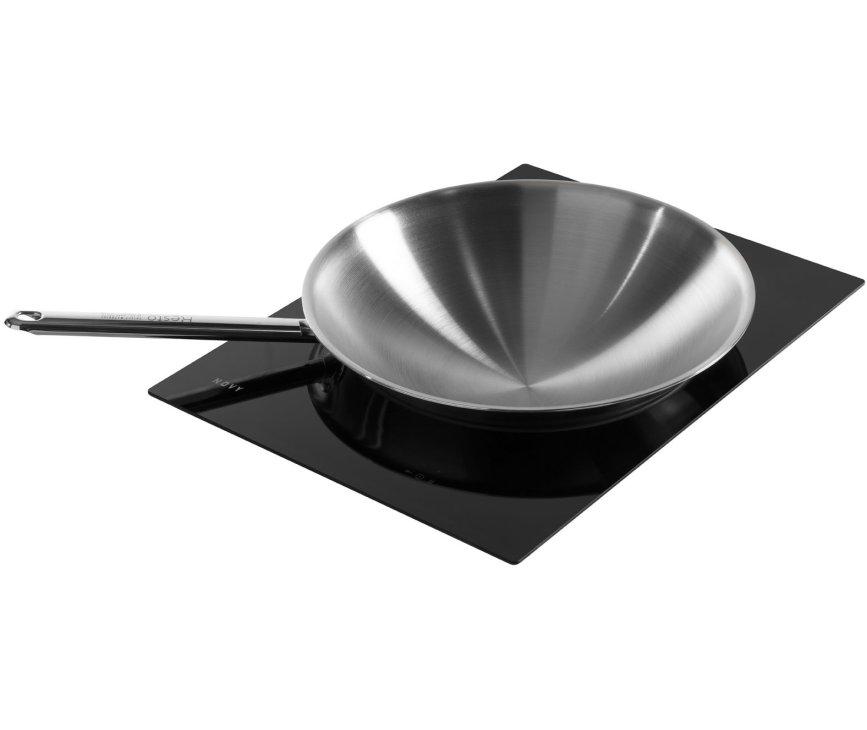 Novy 3773 inbouw inductie kookplaat - wok - domino serie