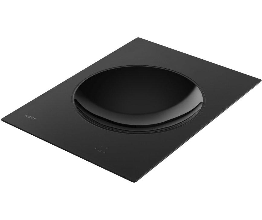 Novy 37aNovy 3773 inbouw inductie kookplaat - wok - domino serie73 kookplaat inductie inbouw