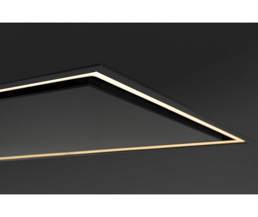 Novy 6942 inbouw plafond afzuigkap - zwart - plafondunit