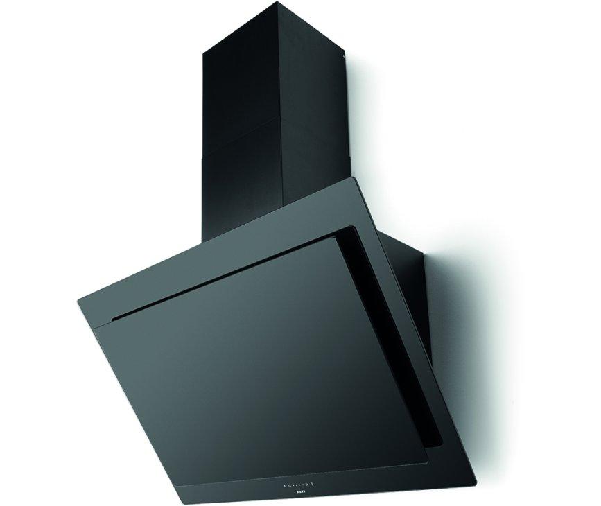 Novy 7833 afzuigkap wandschouw - Vision - zwart glas