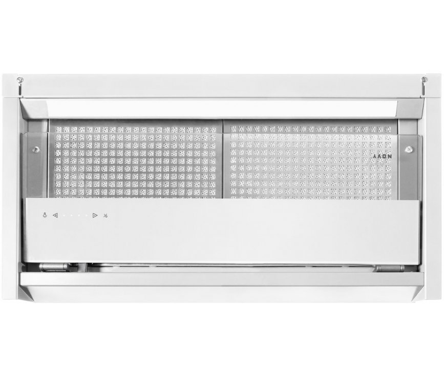 Novy Fusion Pro 8711 vlakscherm afzuigkap - 60 cm. breed