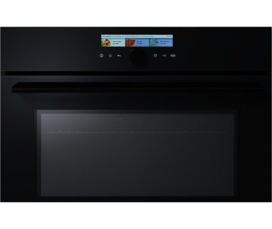 Pelgrim MAC834ANT inbouw oven met magnetron - antraciet
