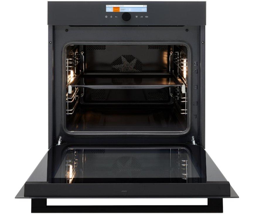Pelgrim OVM836ANT inbouw oven - antraciet