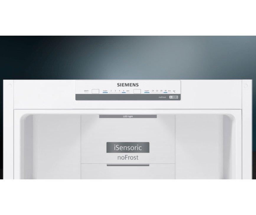 Siemens KG36NVWER koelkast - 186 cm. hoog - no-frost