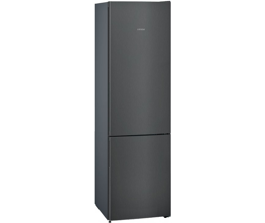 Siemens KG39E8XBA blacksteel koelkast