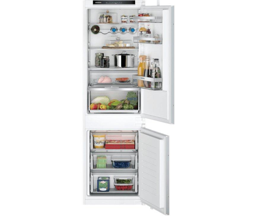 Siemens KI86NVSE0 inbouw koelkast - nis 178 cm.