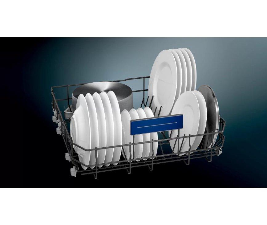 Siemens SE23HW42VE vrijstaande vaatwasser met besteklade - wit