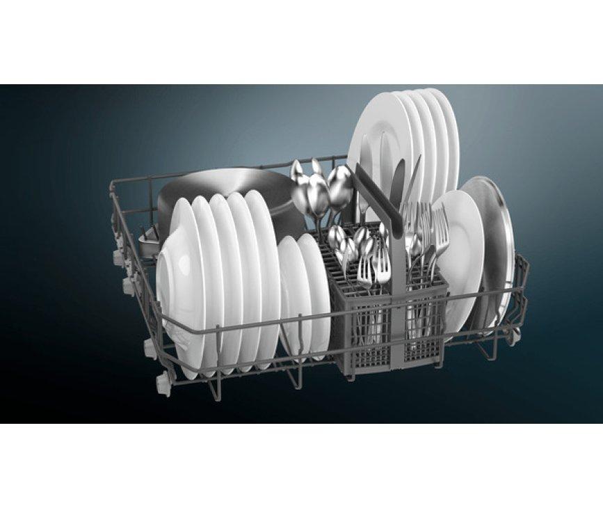 Siemens SN53IS12TE inbouw vaatwasser - half geïntegreerd