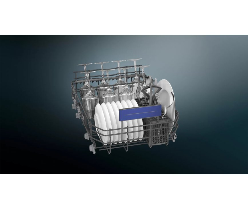 Siemens SP63HX64KE inbouw vaatwasser - smal 45 cm. breed