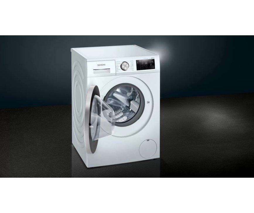 Siemens WM14UQ70NL wasmachine met sensoFresh en anti-vlekken