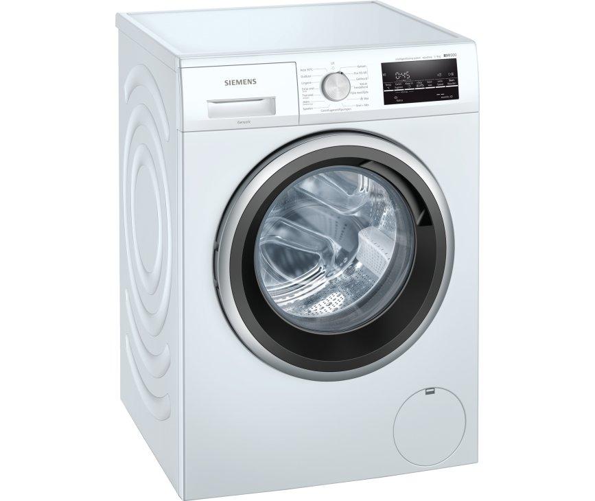 Siemens WM14US70NL wasmachine met intelligentDosing en speedPack.