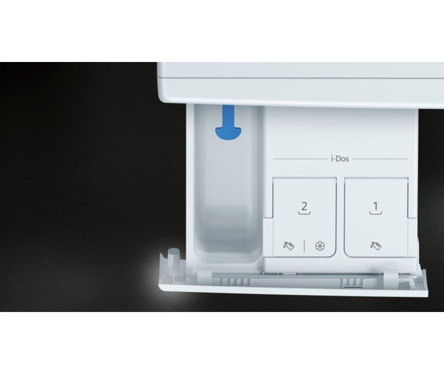 Siemens WM14VEH9NL wasmachine - automatische dosering