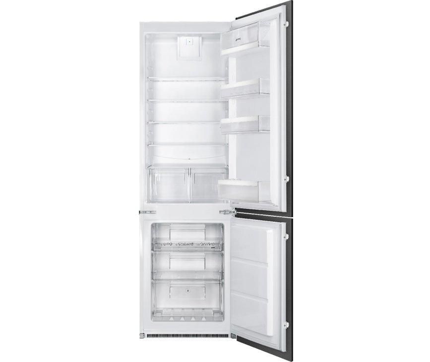 Smeg C4173N1F inbouw koelkast - nis 178 cm. - nofrost