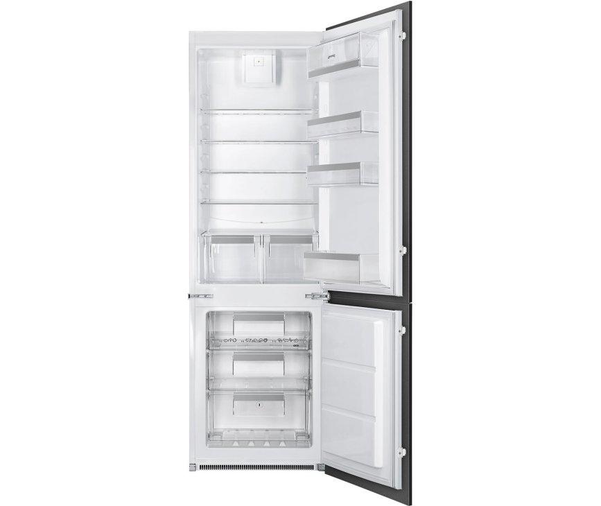 Smeg C8173N1F inbouw koelkast - nis 178 cm. - no-frost