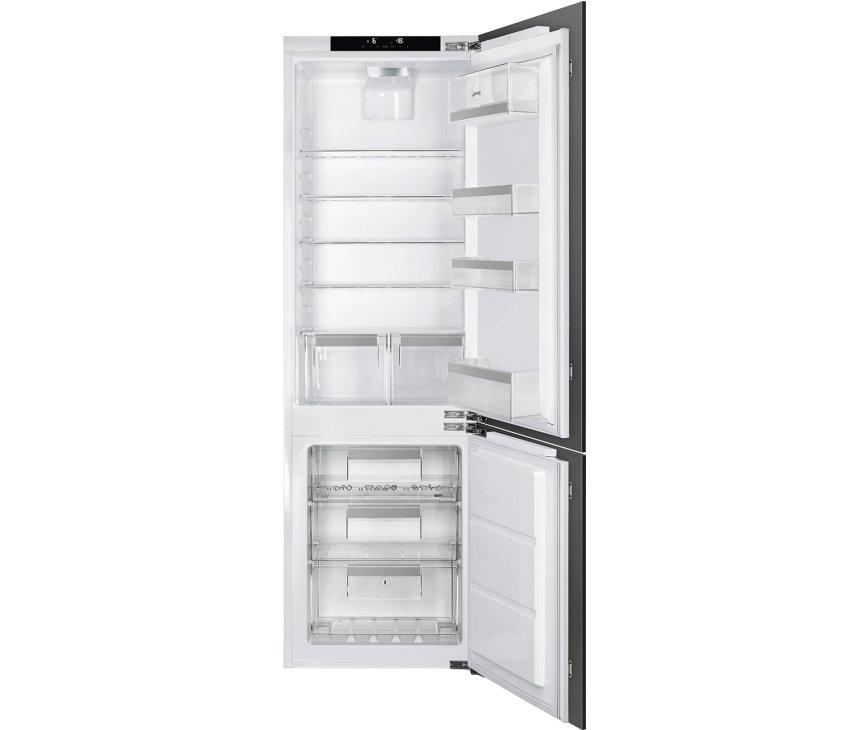 Smeg C8174DN2E inbouw koelkast - 178 cm.