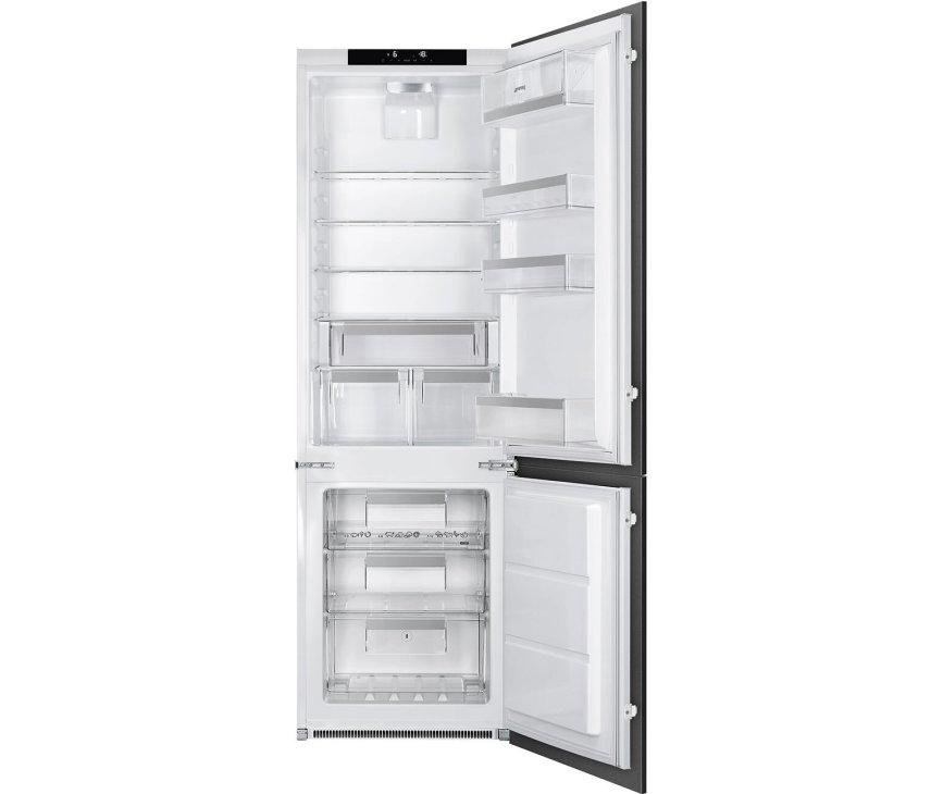 Smeg C8174N3E koelkast inbouw