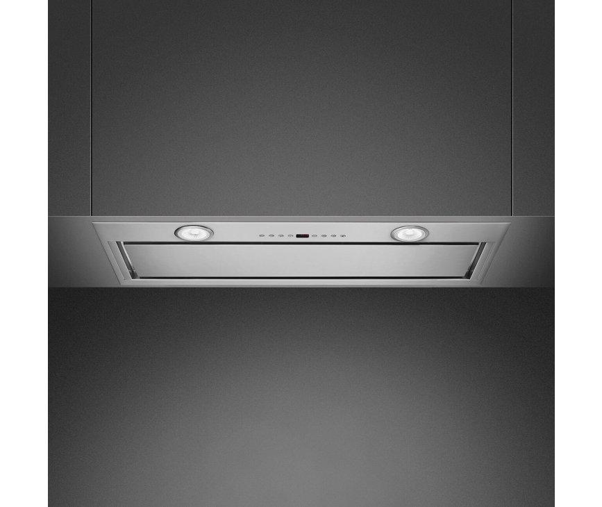 Smeg KICGR70X inbouw afzuigkap - 70 cm. breed