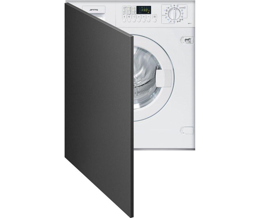 Smeg LBI147 inbouw wasmachine - 7 kg. - 1400 toeren