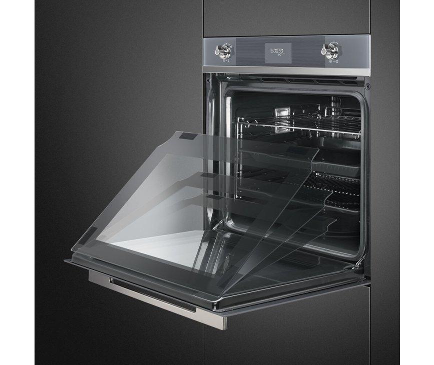 Smeg SFP6101TVS oven inbouw