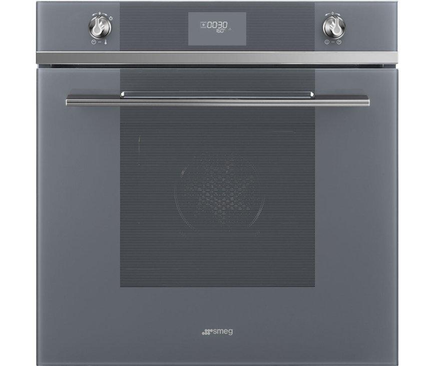 Smeg SFP6101VS inbouw oven met pyrolyse