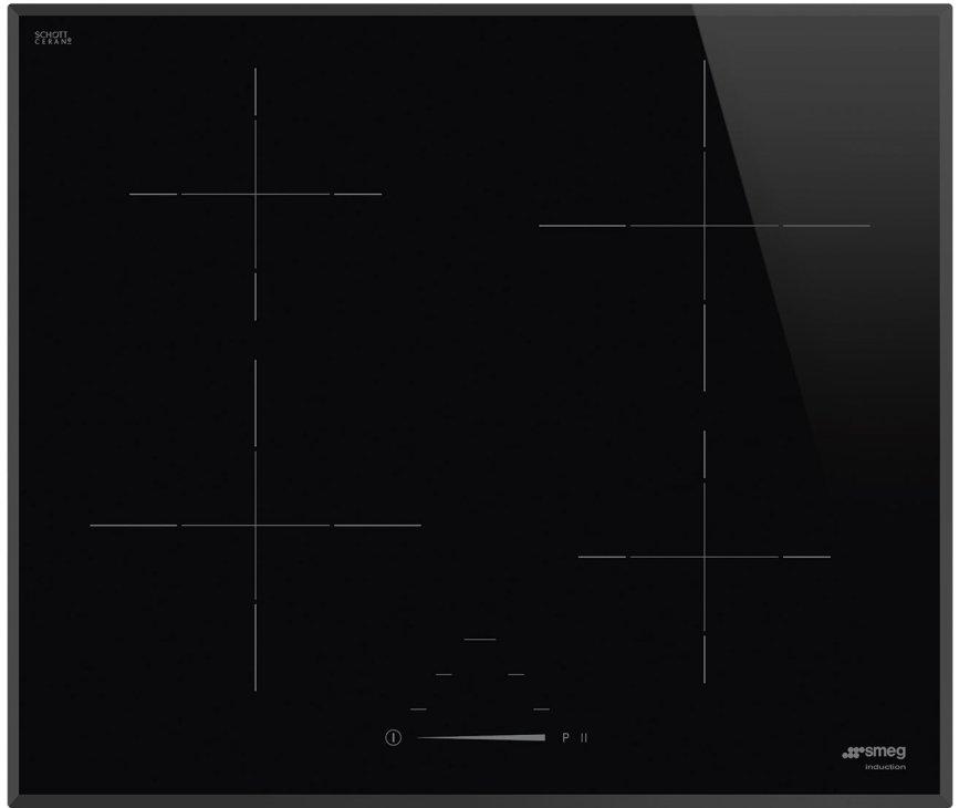 Smeg SI4642B kookplaat inductie inbouw