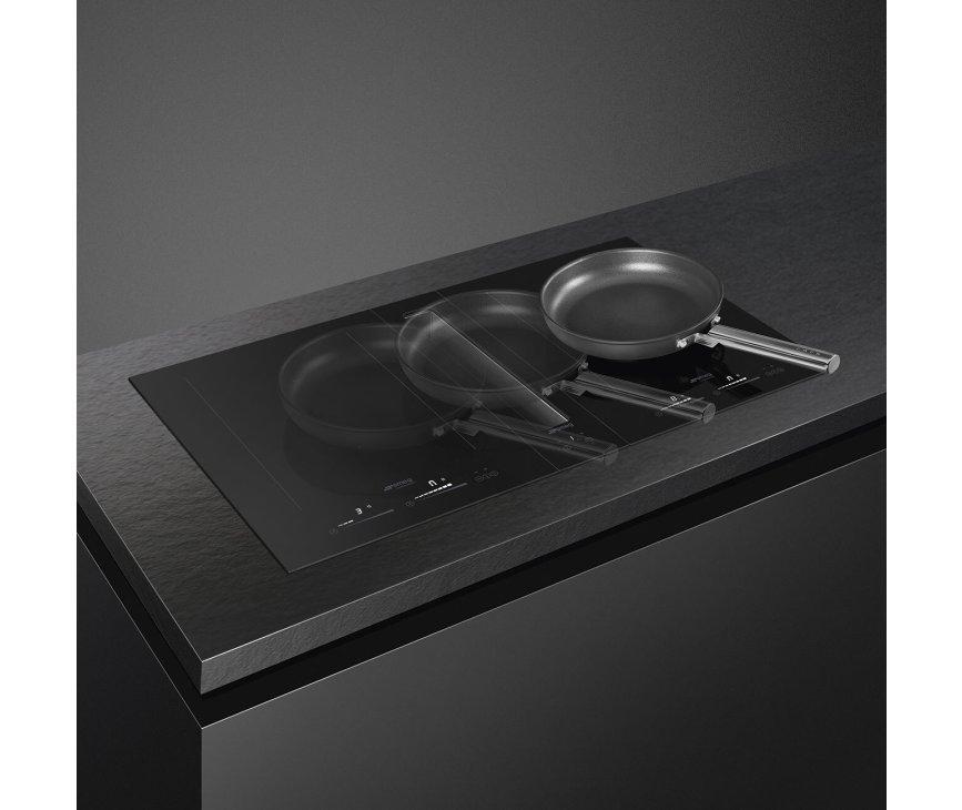 Smeg SIM631WLD kookplaat inductie inbouw