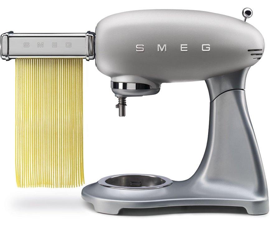 Smeg SMF01SVEU keukenmachine zilver