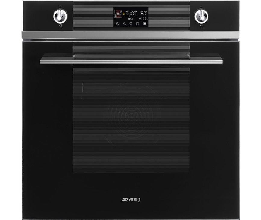 SMEG oven met magnetron inbouw SO6102M2N