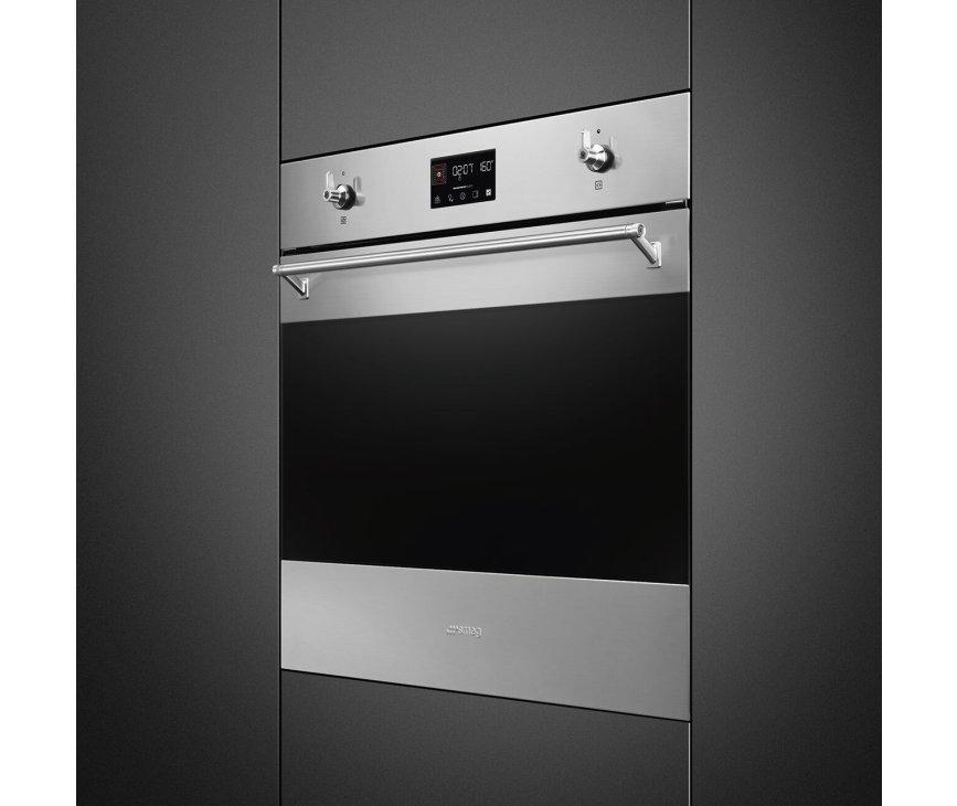 Smeg SO6302TX inbouw oven - Classici lijn