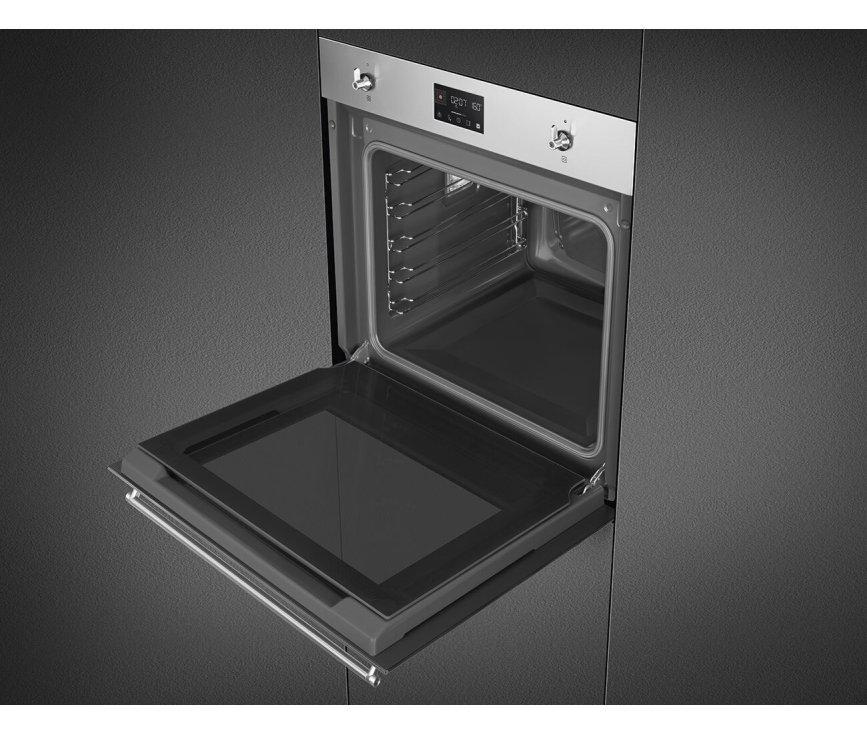 Smeg SO6302TX oven inbouw