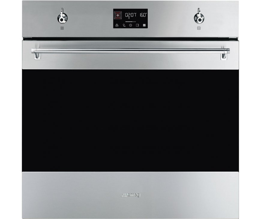 Smeg SOP6302TX inbouw oven - Classici serie
