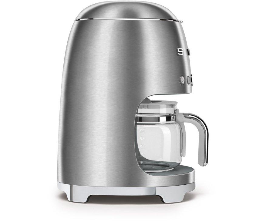 Smeg DCF02SSEU koffiemachine - roestvrijstaal