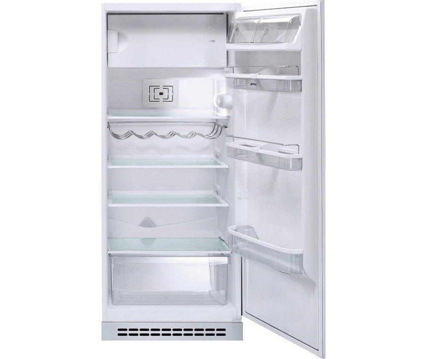 Foto van het interieur van de FAB28RCS1 koelkast van SMEG