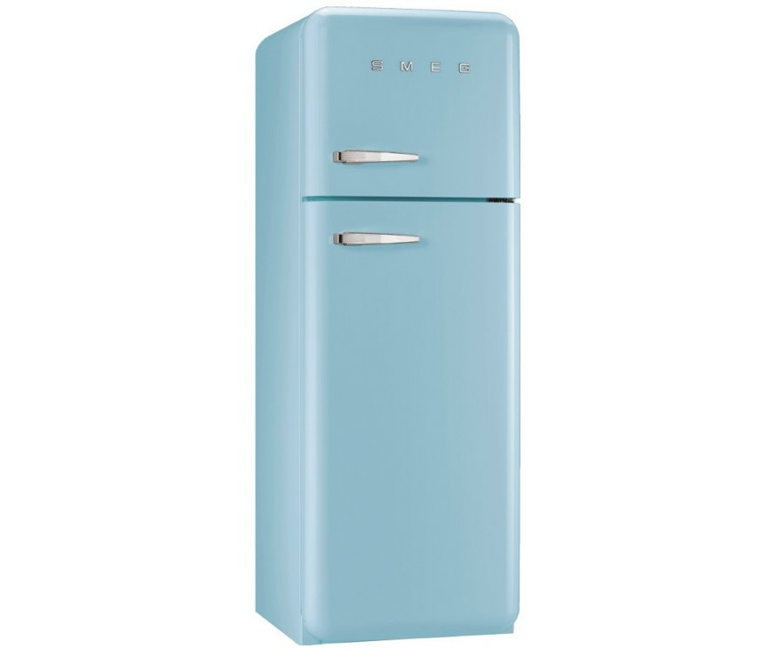 Smeg FAB30RAZ1 koelkast pastelblauw - rechtsdraaiend