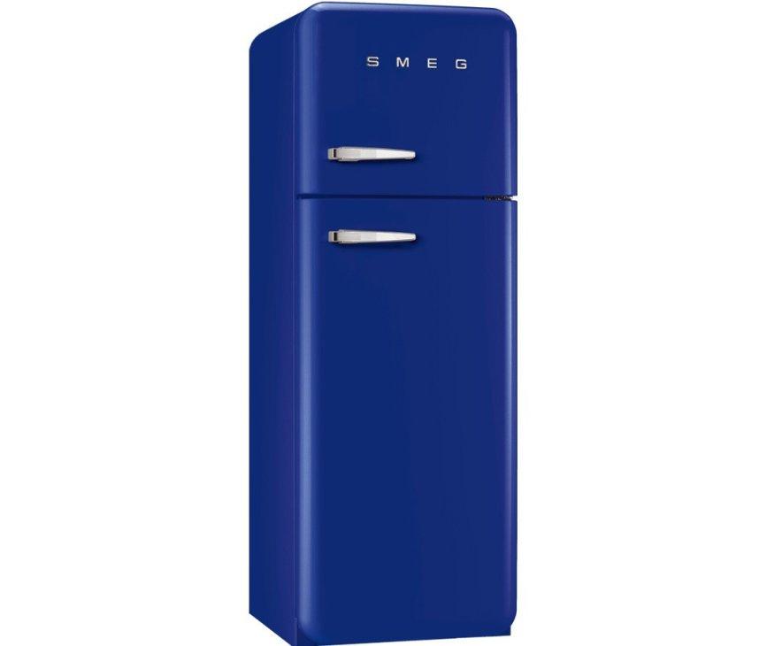Smeg FAB30RBL1 koelkast blauw - linksdraaiend