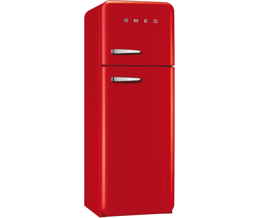 SMEG koelkast rood FAB30RR1