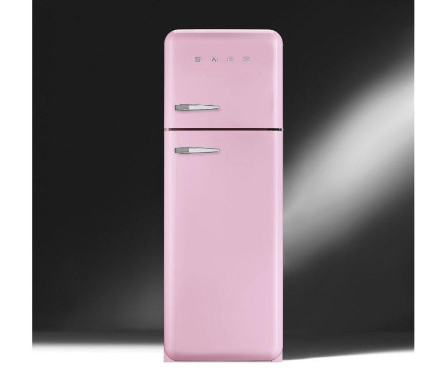 Smeg FAB30RRO1 koelkast roze - rechtsdraaiend