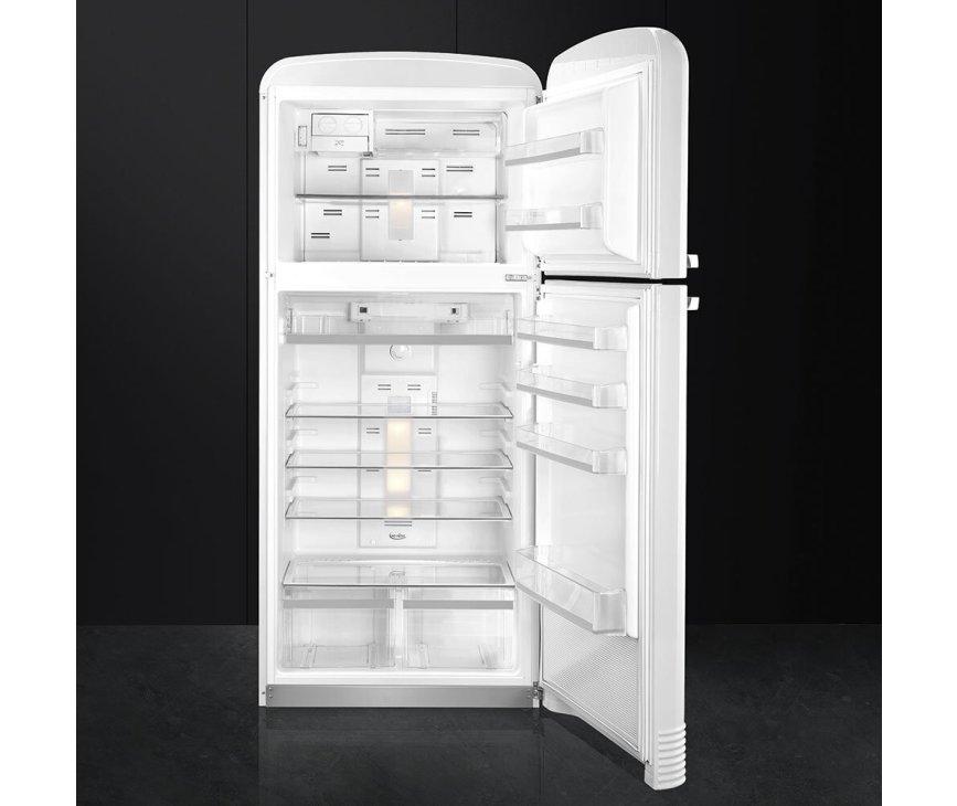 Smeg FAB50RWH5 koelkast wit