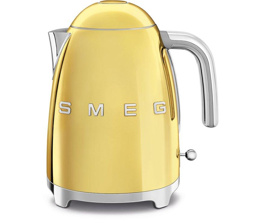 SMEG waterkoker goud KLF03GOEU