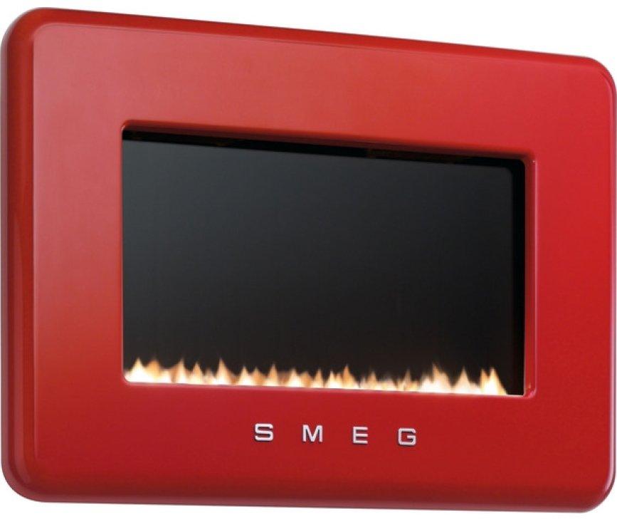 Smeg L30FABRE retro gashaard rood