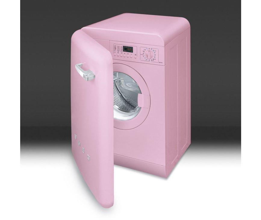 Smeg LBB14PK-2 roze wasmachine