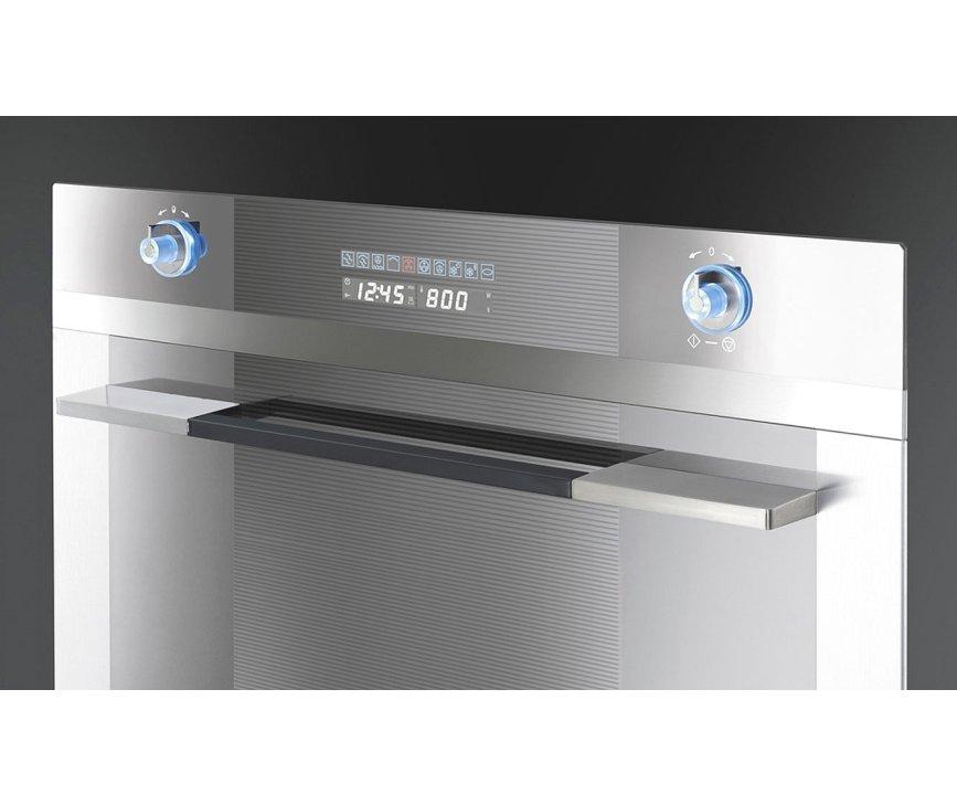 Het design van de SC45MC2 behoort tot de Linea Luce en is zodoende perfect te combineren met andere apparaten uit deze serie