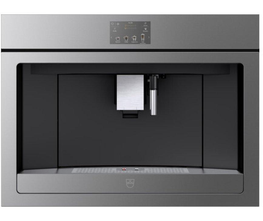 V-Zug CoffeeCenter V6000 45 Platinum inbouw koffiemachine